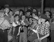 Urdd National Eisteddfod, Dolgellau 1960