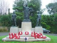 The War Memorial on The Green