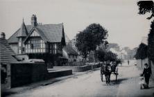 Cardiff Road, Llandaff.