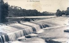 Llandaff Weir.