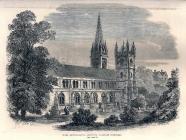 Llandaff Cathedral 1871