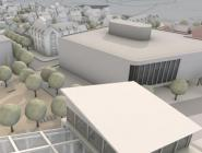 Plans for the new Ebbw Vale Leisure Centre