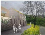 Ebbw Vale Works Eco Houses