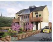 Ebbw Vale Eco House Plan