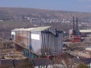 Ebbw Vale Steelworks Pickling Line