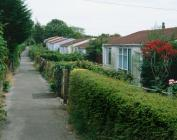 Prefabricated houses at Bishpool, Newport, 2003