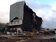 Process of demolishing