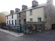 Fron Haul - Slateworkers' cottages, Llanberis