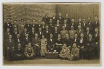 Cor Crosville, Gwanwyn 1940