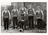 Colliery Rescue Brigade. Bagillt