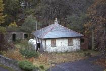 The Lodge in Bedwellty Park Tredegar 1978