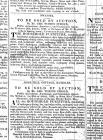 Auction Notices, The Cambrian 13 April 1849