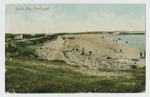 Sandy Bay, Porthcawl, 1910 front (image 1 of 2)