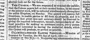 The Cambrian 28 March 1851