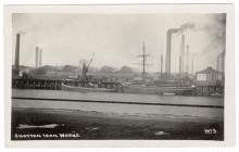 Jetty, Shotton steelworks 1910