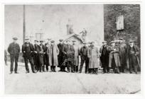 Dispute, Shotton steelworks 1911