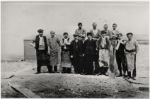 Smelter, Shotton steelworks 1914