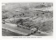 Shotton Steelworks. 1930's