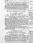Auction Notice, The Cambrian 4 Nov 1853