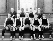 Robeson and Rutgers College Basketball team