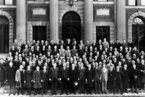 Columbia Law School graduation class 1923