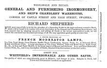 Shepherd's General & Furnishing...