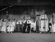 The Chairing of T.Llew Jones, Eisteddfodd 1958