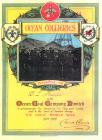 Ocean Coal Company Great War Certificate