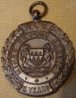 Colliery Rescue Team 5 years Servcie Medal