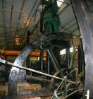 Large flywheel Hot Rolls