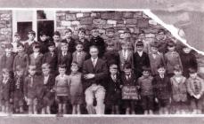 Glynneath Boys School Class Photograph
