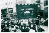 Cefn Coed Lodge at the Miners' Gala, Cardiff