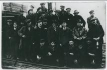 Cefn Coed Colliery Managers 1930s
