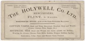 The Holywell Company Flint 1920s