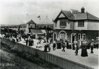 Barry Island Switchback Railway 1898