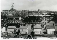 White Brothers' Funfair Barry Island 1926