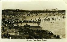 Bathing Pool, Barry Island 1923