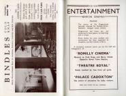 Barry Cinemas and Cafes - for your entertainment