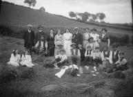 Harvest picnic near Montgomery c.1910