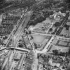 Cathays Park, Cardiff, 1953