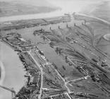Newport Docks, 1947