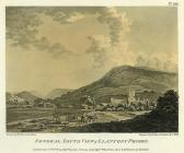 General South View of Llanthony Priory by Gardnor