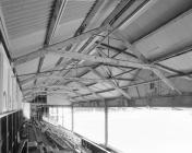 Vetch Field football stadium, Swansea: South Stand
