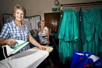 Paratoi ar gyfer Cyhoeddi Eisteddfod Wrecsam 2011