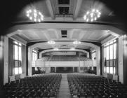 Kings Hall, Aberystwyth, 1981