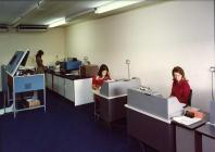 Women office workers, Cardiff 1973-74