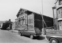 Old Conway Cinema, Aberystwyth