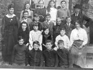 Capel Garmon School, 1916