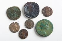 Roman coins found near Gelligaer