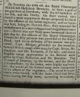 St David's Day Celebrations in 1806 Part 1